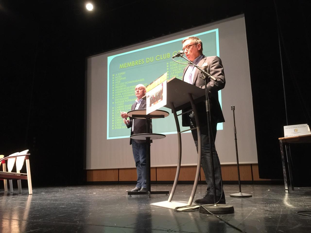 Serge Filatre Les Trophées Des Entreprises Du Pays De VITRÉ