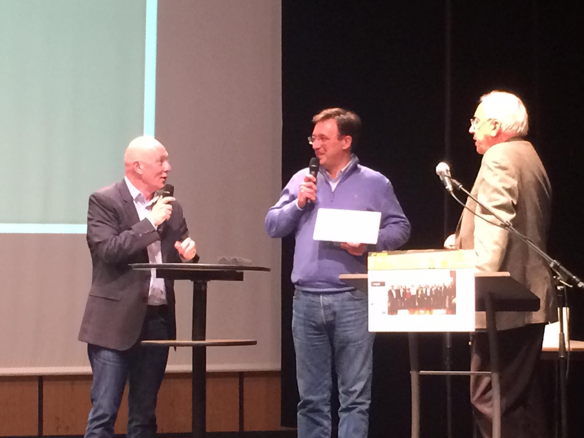 AMI à La 4e édition Des Trophées Des Entreprises Du Pays De Vitré