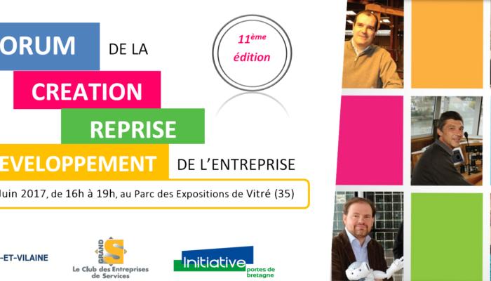 Forum De La Création Reprise Développement De L'entreprise